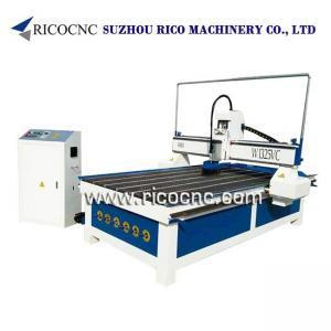 China Wood Furniture Making Machine Kitchen Cabinet Carving Tool Slatwall Panel Cutting Machine Cnc Cutting Tools W1325VC on sale