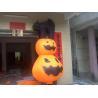 China Abóboras infláveis à prova de fogo de Dia das Bruxas, brinquedos infláveis das crianças da tensão alta wholesale