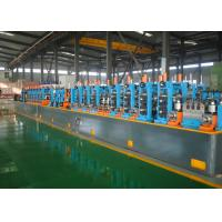 Buy cheap Automatic Precision Tube Mill PLC Control Low Carbon Steel Raw Material from wholesalers
