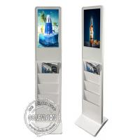 China Lobby Floor Standing Digital Signage 1080 HD Andriod Mainboard Advertising Machine on sale