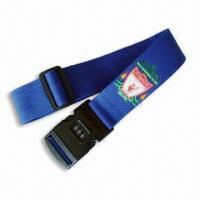 China Luggage Strap/Belt, OEM Order are Welcome, Various Kinds are Available wholesale