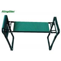 Buy cheap Folding Garden Kneeler Seat And Tool Storage Bag , 2 In 1 Functionality from wholesalers