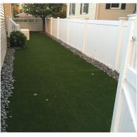 35 mm Lush Landscaping Artificial Grass Synthetic Replacement UV resistant