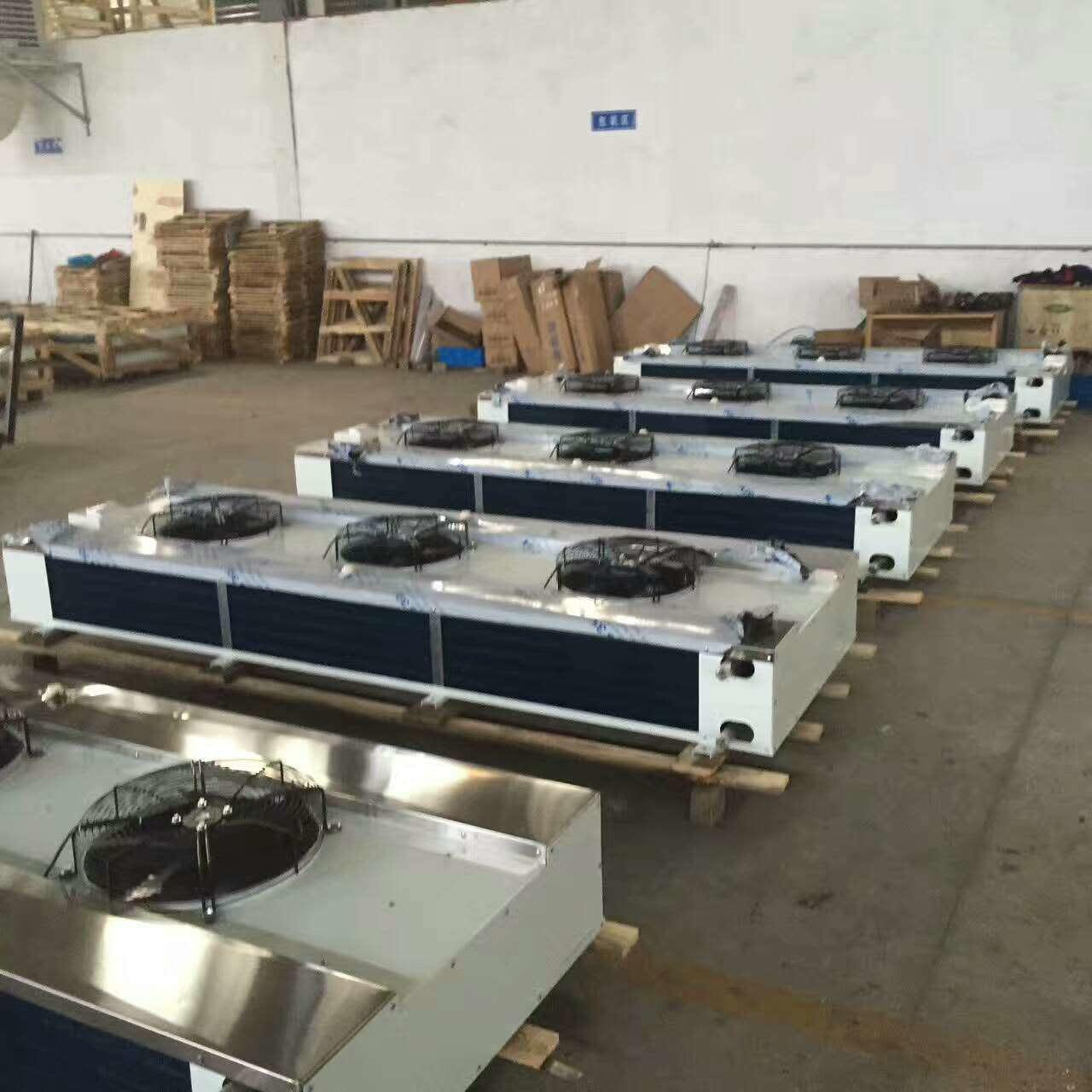 China High-Efficiency Ceiling Dual Discharge Air Flow Air Cooler / Evaporator wholesale