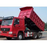 China China Best Dump Truck Sinotruk HOWO Series Tipper Truck 6*4 ZZ3257N3441 With Best Price and Good Quality For Sales wholesale