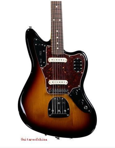 Quality Fender Classic Player Jaguar Special - 3-Color Sunburst for sale