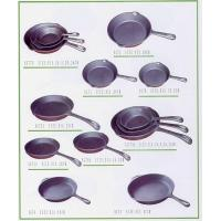 China cast iron fry pan wholesale