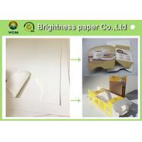 China Recycled C1S Paper Folding Board Fbb Paperboard 250gsm Anti - Curl wholesale