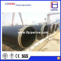 China Contruction Materials/ DIN EN API 5L SSAW/HSAW High Strength Spiral Welded Steel Pipe/Tube for Oil and Gas wholesale