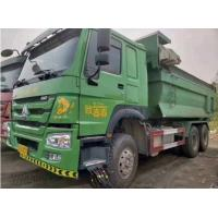 China Euro IV 340HP Motor Used  Dump Truck with 6x4 drive for sale wholesale