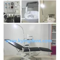 Factory price black color beautiful design Portable Dental Chair