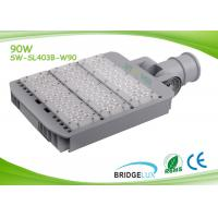 China Super Bright 130lm / W LED Street Light 90w Long Life Angle Adjustable wholesale