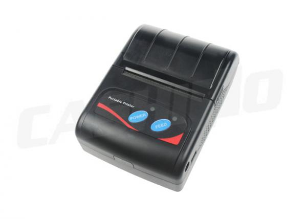 Quality Poker Mini Portable Thermal Printer Bluetooth Direct Thermal Line For Android Phone for sale