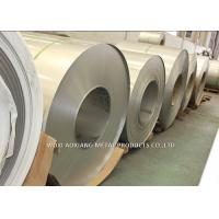 China BA Finsh Cold Rolled Stainless Steel Coil Corrosion Resistance wholesale