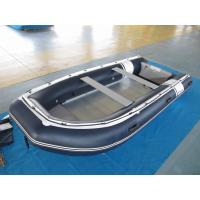 China PVC 470cm inflatable dinghy Easy Take Against Abrasion With Foot Pump for water racing wholesale