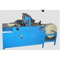 China Multilayers Paper Filter Pleating Machine , 20 - 150 pleats / min wholesale