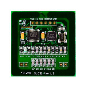 Quality 13.56 Mhz RFID Reader Writer Module Embedded Real - Time Detecting Tag for sale