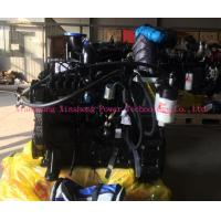 China Industry Machinery Cummins Turbo Diesel Engine Four Stroke 4BTAA3.9- C100  3.9L Displacement wholesale