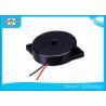 China 35* 9 milímetros de Mirco de unidad externa piezoeléctrica 80dB 1100Hz del zumbador para la limpieza ultrasónica wholesale