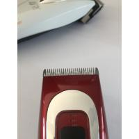 Easy Maintenance Repair Electric Hair Clippers Unique Design For Light And Handy Usage