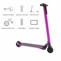 China Light Weight Carbon Fiber Electric Scooter wholesale