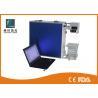 China máquina de la aguafuerte del laser de la fibra del diodo 650nm con la impresora industrial del tacto del LCD del CE wholesale