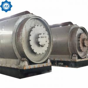 China Automatic 15TPD Waste Plastic/Tyre Pyrolysis To Get Fuel Oil Plant/Machine/Equipment wholesale