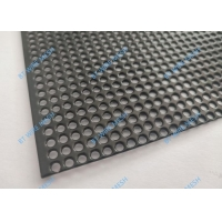 China Powder Spraying 2-15mm Diameter Hole Perforated Metal Sheet For Decorative wholesale