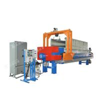 China Membrane Filter Press With Low Liquid Content on sale