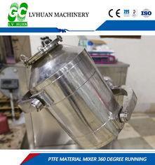 China Advanced PTFE Mixer , Plastic Static Mixers 80-97% Porosity For PTFE Dust wholesale
