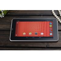 """China 7"""" ARM Cortex A9 Touch Screen Android Tablet Quad Core 1024 x 600 IPS LCD wholesale"""