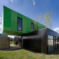 China PVC Window Mobile 40FT Prefab Shipping Container Houses on sale