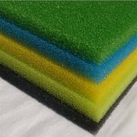 China Colorful Sponge Packing Material ,  Flame Retardant Reticulated Open Cell Foam wholesale