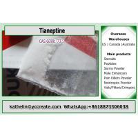China Pharmaceutical Anti-ulcer And Anti-emetic Tianeptine For Antidepressant 66981-73-5 on sale
