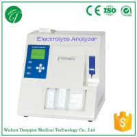 Buy cheap Automatic Hospital Medical Equipment multiparameters Electrolyte Analyzer from wholesalers
