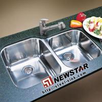 China Offer stainless steel kitchen sink with granite countertop wholesale