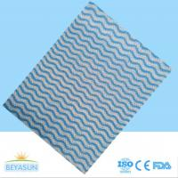 China Spunlace Nonwoven Fabric Daily Necessities For Heavy Duty Spunlace Wipes on sale