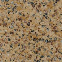 China Solid Surface Quartz stone Slab Flooring kitchen top , work top for bathroom wholesale