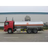 China 18 m3 HOWO 6*4 Fuel /oil Tanker Truck truck trailer wholesale