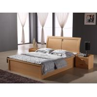 China Professional King Size Modern Home Furniture Beds With Night Tables wholesale