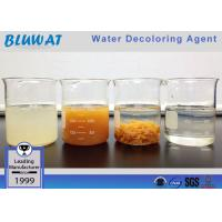 China Color Removal Wastewater Recycling Chemicals Organic Polymer Flocculant in liquid wholesale