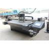 China Arylic sheet Cutting machine PVC expansion sheet , creasing wheel knife cut wholesale