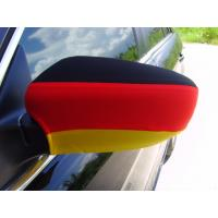 China Custom Color Rear View Mirror Cover Germany Flag Silkscreen Printing Sublimatin wholesale