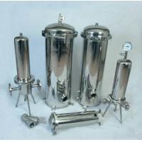 Buy cheap Customized Size Reverse Osmosis Membrane Housing Way Port Connection Way from wholesalers