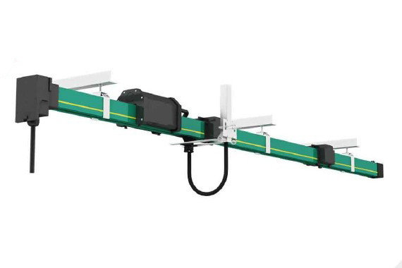 Overhead Crane Busbar System : Carbon brush for trolley images