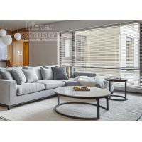 China Economical Luxury Living Room Furniture Stainless Steel Coffee Table wholesale