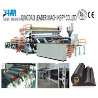 HDPE geomembrane/waterproof sheet extrusion line