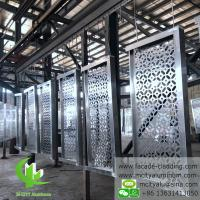 China Architectural aluminum screen window with framing powder coated external on sale