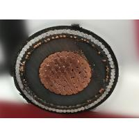 China OEM STA / SWA Armored Medium Voltage Power Cable / Single Core Armoured Cable wholesale