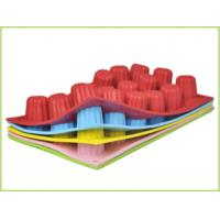 China Silicone Kitchen Bakeware, Silicon Cake Baking Mould, Soap Molds, Ice Cube Tray wholesale